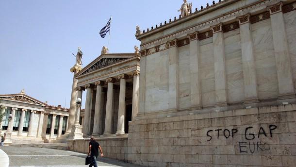 Brief Nach Griechenland Adressieren : Griechenland nach euro austritt würden lebensmittel knapp