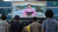 Nordkorea verkündet erfolgreichen Atomtest