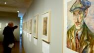 Museum zeigt 100 Holocaust-Kunstwerke