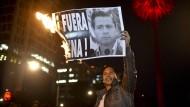 Wut gegen mexikanischen Präsidenten nimmt zu