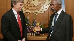 """""""Kritischer Augenblick für die Vereinten Nationen"""""""