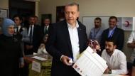 AKP verliert absolute Mehrheit