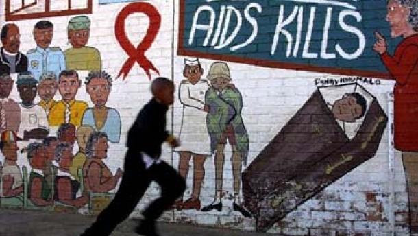 Aids Beschneidung als Maßnahme