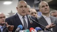 Pro-europäische Kräfte in Bulgarien vorn
