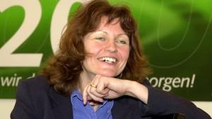 Ex-Grünen-Chefin Röstel soll in den Aufsichtsrat