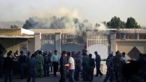 Fünf Polizisten in Afghanistan verhaftet