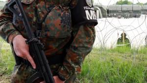 Deutschland zu militärischem Hilfseinsatz bereit