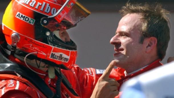 Ferrari: Feuer und Flamme für den Erfolg
