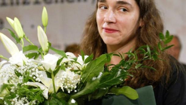 Bachmann-Preis an Berlinerin Inka Parei