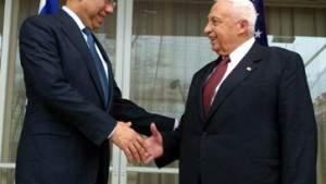 Powell appelliert an Scharon und Abbas