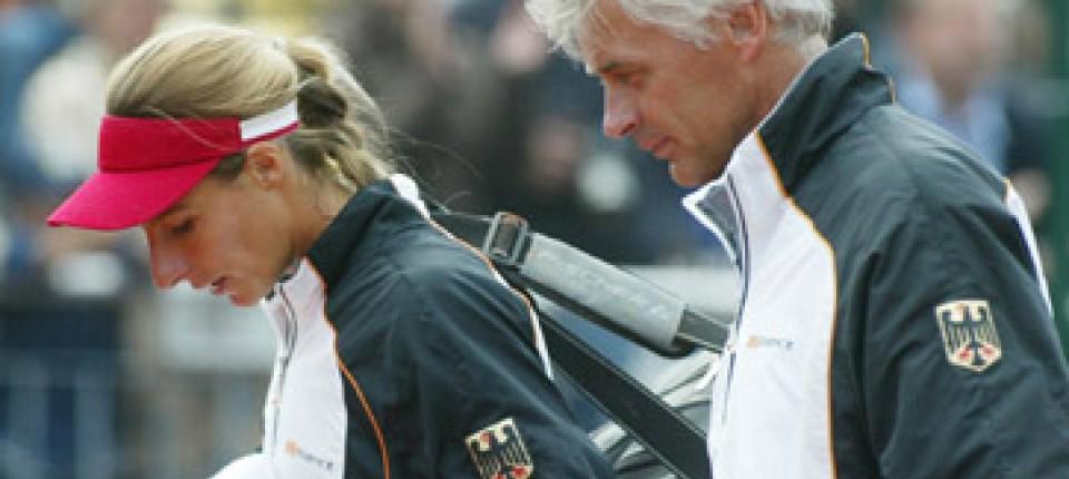 Tennis Beste Deutsche Tennisspielerin Noch Nicht Gut Genug Sport