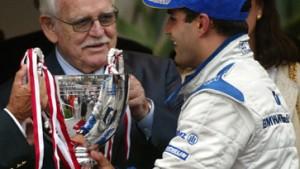 Montoya stellt Räikkönen und Schumacher in den Schatten