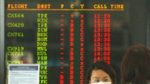 Hongkong will bei Fluggästen Fieber messen