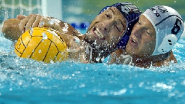 Ungarns Wasserballer Weltmeister