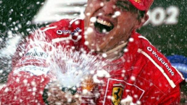 Die Rekorde des Michael Schumacher