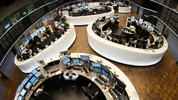 Bild / F.A.Z.-Index / Der weite Blick der Börse