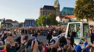 Aufbruch in Erfurt