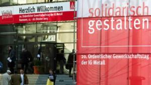 Huber warnt IG Metall vor Isolation