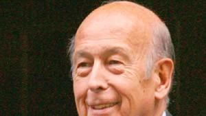"""Giscard: """"Besser keine als eine schlechte Verfassung"""""""