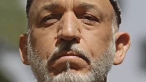 Karzai will Verhandlungen mit Taliban abbrechen