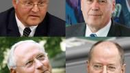 Wer die staatliche Förderbank kontrolliert