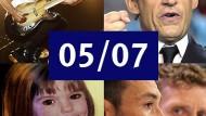 Sarkozys Triumph und Maddies Verschwinden