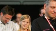 Samantha bei den Großen - Ronaldo am schönsten