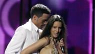 """Die montenegrinische Teilnehmerin heißt Andrea Demiroviæ und singt """"Just get out of my life"""" - an dem Lied hat auch Ralph Siegel mitgearbeitet"""
