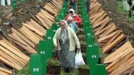 Das Massaker von Srebrenica: Die offene Wunde in Bosnien-Herzegowina