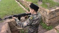 Kosaken auf dem Vormarsch