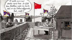 Cuba Sí, Tibet No