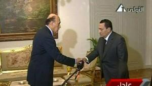 Ein Titel für Mubaraks graue Eminenz