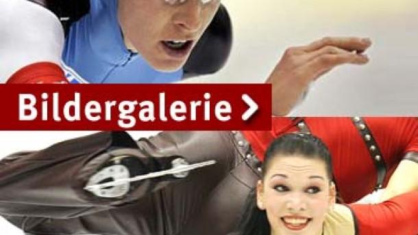 Galerie Deutsche Olympiamannschaft