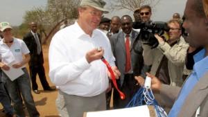 Deutschland erhöht Hungerhilfe für Afrika deutlich