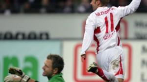 Eintracht kann schwäbischen Siegeszug nicht stoppen