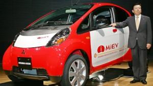 Mitsubishi legt in Europa deutlich zu