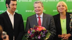 FDP-Politiker liebäugeln mit Gauck