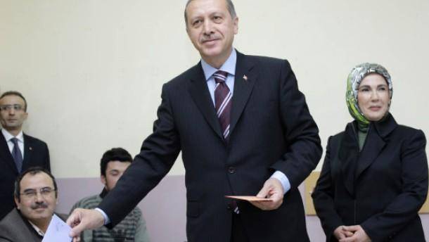 Ein Erfolg, der Erdogan nicht zufriedenstellt