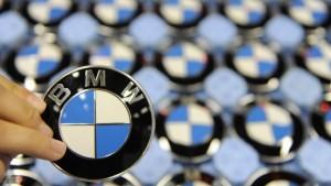 BMW-Mitarbeiter erhalten wieder Prämie