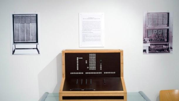 Elektronenröhren in der Postrelaisstation
