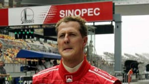 Das Live-Erlebnis Formel 1 ist nichts fürs chinesische Volk