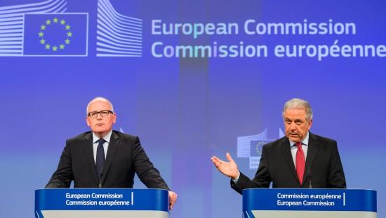 EU-Kommission legt Optionen für Reform des Asylsystems vor