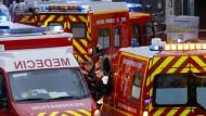 Weitere Schießerei im Süden von Paris