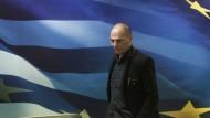 Giannis Varoufakis tritt zurück