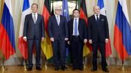 Keine Einigung im Ukraine-Konflikt