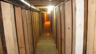 Behörden finden und schließen weiteren Schmugglertunnel