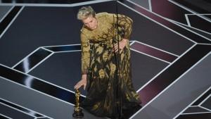 Was dem Dieb von Frances McDormands Oscar jetzt droht
