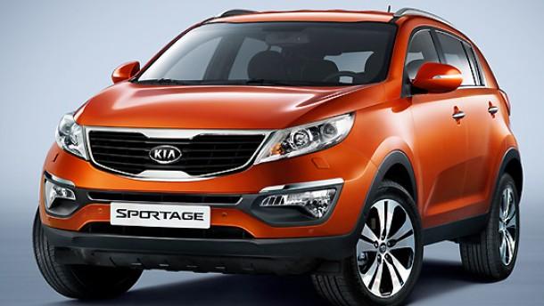 Neuer SUV aus Südkorea führt 2:1
