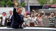 Befürworter von Dialog-Kurs siegt in Südkorea-Wahl