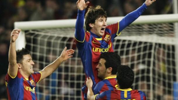 Barcelona wirft Arsenal raus